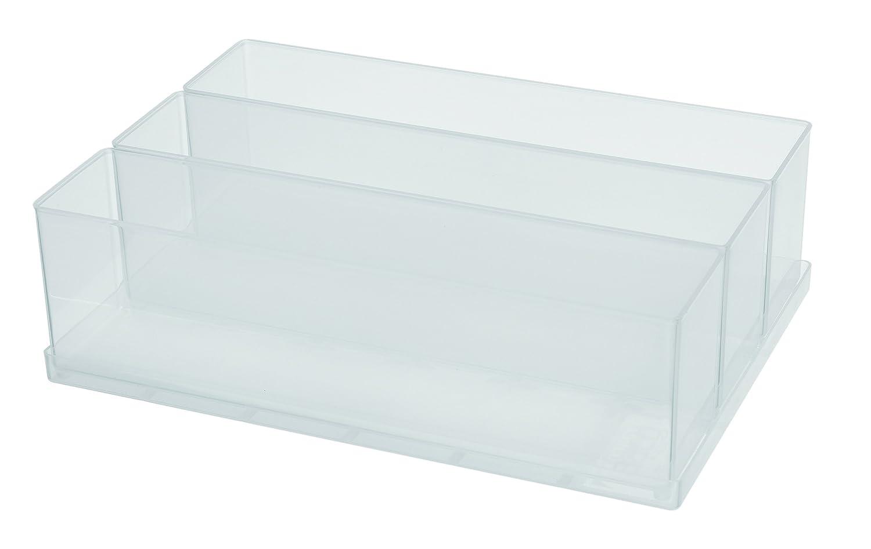 RAACO 136525/Surtido caja 80/pulgadas transparente