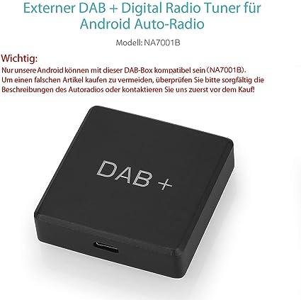 Pumpkin Se01 Externe Dab Digitalradio Box Adapter Für Elektronik