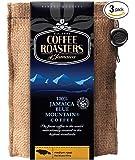 Coffee Roasters of Jamaica - 100% Jamaica Blue Mountain Coffee (3 - 454g bags)