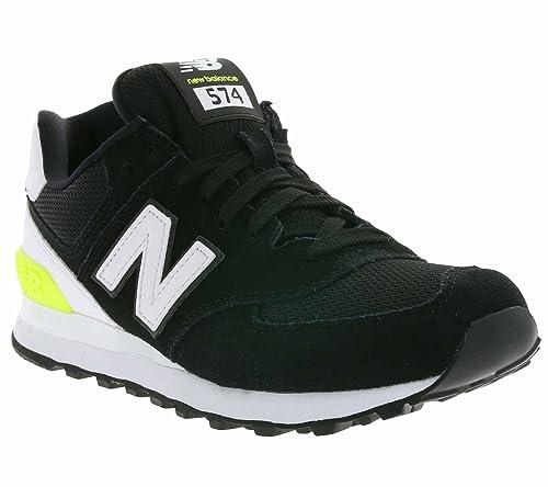 New Balance Damen Wl574cna Sneaker, blau