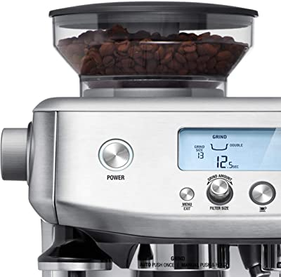 Sage Appliances SES878 the Barista Pro Test
