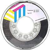EOLAS Filamento impresión 3D 100% PLA+, Made in Spain, Food safe, Toys safe Certified (1,75mm / 1Kg, NEGRO)