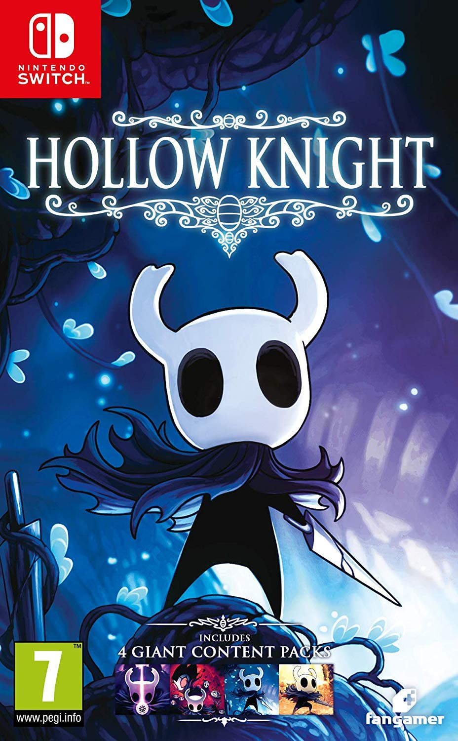 [PRECO] Hollow Knight edition simple (version euro) et collector (switch,ps4,pc) chez fangamer - Page 4 71rRkE1m18L._SL1500_