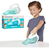 BLACK+DECKER Dustbuster Junior Toy Handheld Vacuum Cleaner with Realistic Action & Sound! Pretend Role Play Toy for Kids…