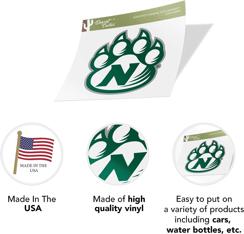 Northwest Missouri State University NWMSU Bearcats NCAA Vinyl Decal Laptop Water Bottle Car Scrapbook Sticker - 00001A