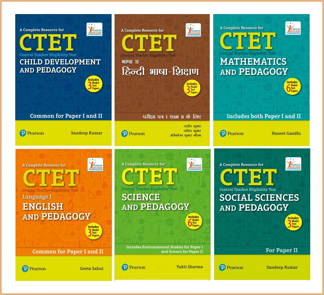 A Complete Resource of CTET (All Subjects Combo of 6 books) pdf epub