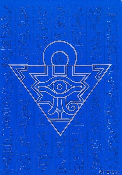 Amazon.com: (100) Yu-Gi-Oh Card Deck protectores Millenium ...