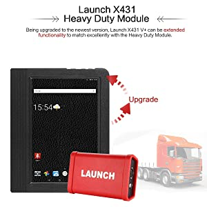 Launch-X431 plus HD