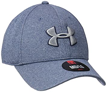 Under Armour Men s Heather Blitzing Cap Gorra de béisbol 825f4ea505c