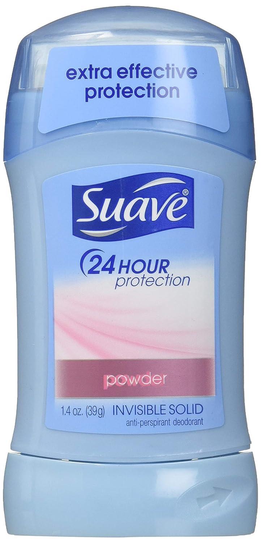 Suave Antiperspirant Deodorant Powder 2.6 oz (Pack of 12)