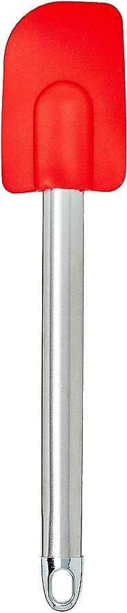 Espátula Para Bolo Mimo Style Vermelho/prata