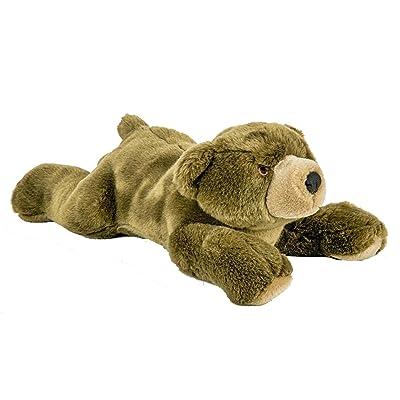 Pet Supplies : Plush Animal Toys : Fluff N Tuff Giant Sadie Bear : .com
