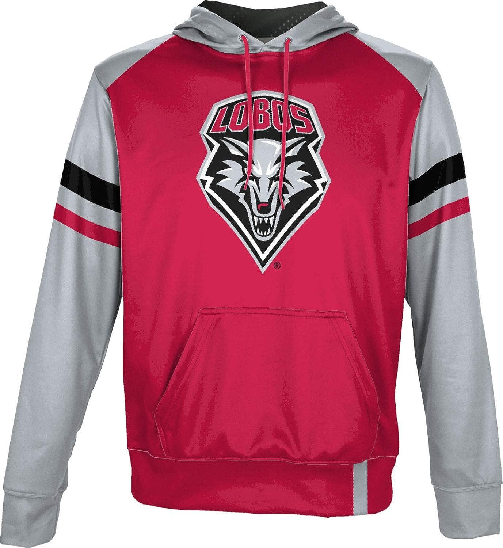 ProSphere University of New Mexico Mens Pullover Hoodie Old School School Spirit Sweatshirt