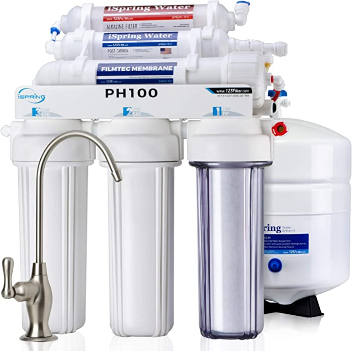 Top 10 Ge Water Filtration System With Ultra