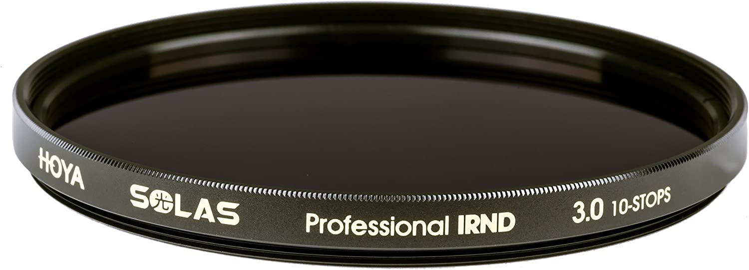 Hoya SOLAS IRND 3.0 49mm Infrared Neutral Density Filter