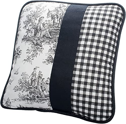 Victor Mill Jamestown Pillow, Square