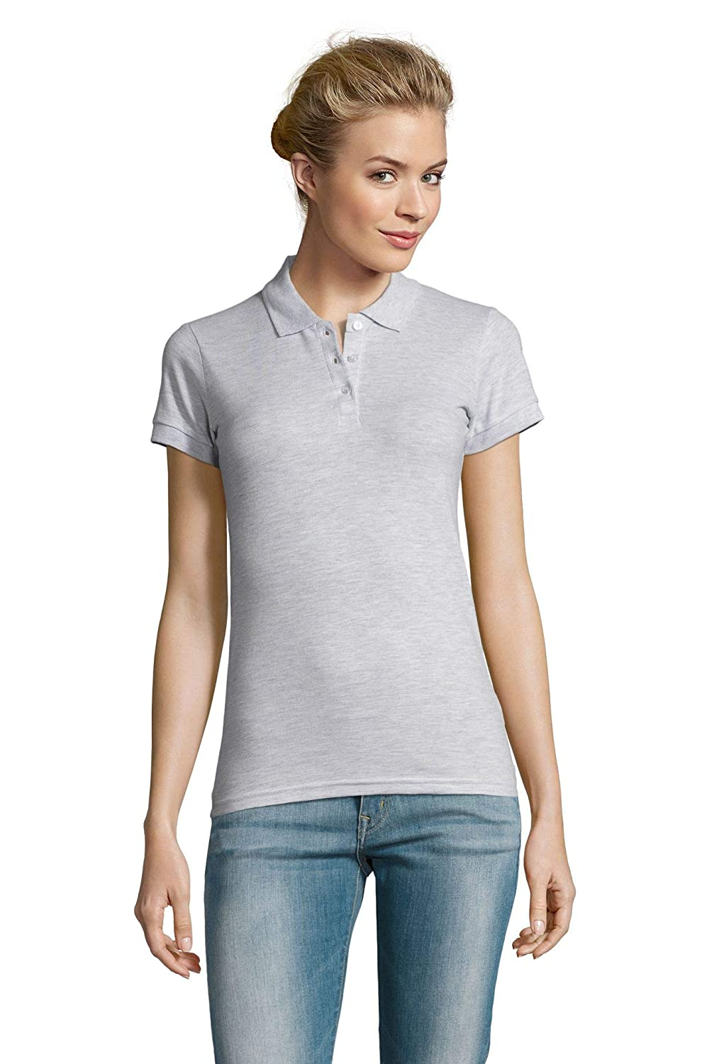 SOLS Sol s - Women s Polo Camiseta Perfect: Amazon.es: Ropa y ...