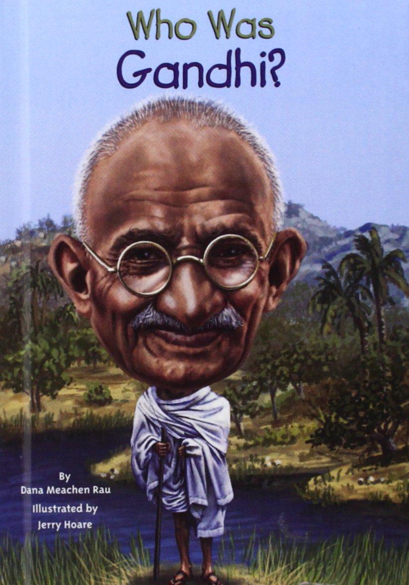 Who Was Gandhi? (Turtleback School & Library Binding Edition)