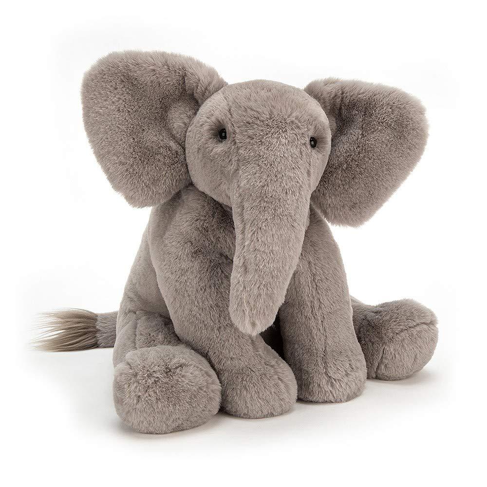 Little  10\ Jellycat Emile Elephant Stuffed Animal, Little, 10 inches