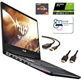 "Asus TUF Gaming Laptop, 15.6"" IPS Full HD, AMD Quad-Core Ryzen 5 3550H, 8GB DDR4 Memory, 256GB SSD, Nvidia GeForce GTX…"