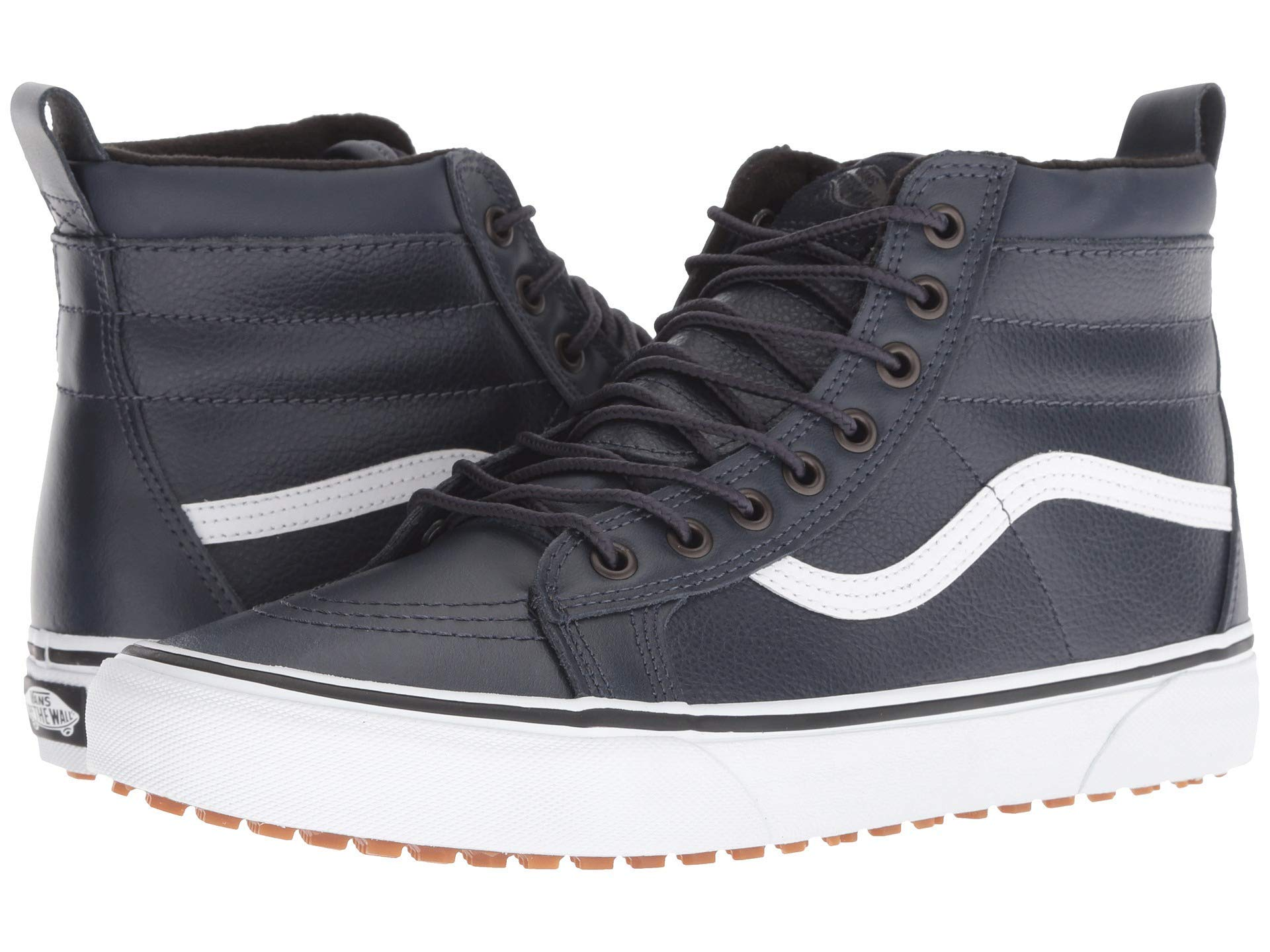 3496686a79d Galleon - Vans SK8-HI MTE Mens Mens Skateboarding-Shoes VN-A33TXUQD 8.5M - ( MTE) Sky Captain Leather