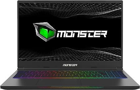 Monster 15 Zoll Notebooks mit RTX 3070