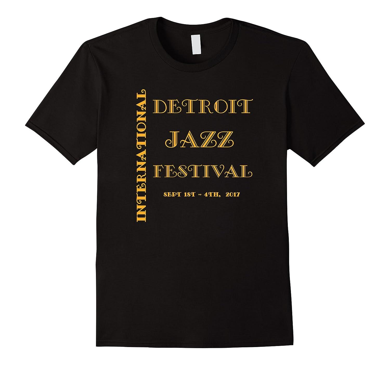 Detroit Jazz Festival T Shirt-ANZ