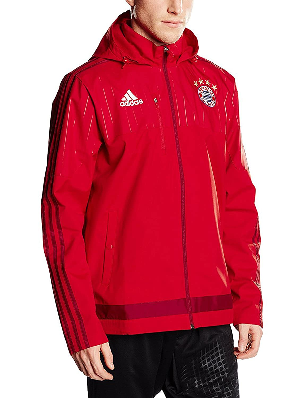 adidas Herren Jacke FC Bayern Softshell Travel: