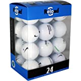 Nike Mix Golf Balls - Top Styles! 24 Near Mint Quality Used Golf Balls (AAAA RBZ One Tour and More golfballs!), White, One Si