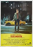 Classic Robert De Niro Taxi Driver Movie Film A4 Poster / Print / Picture 260GSM Satin Photo Paper