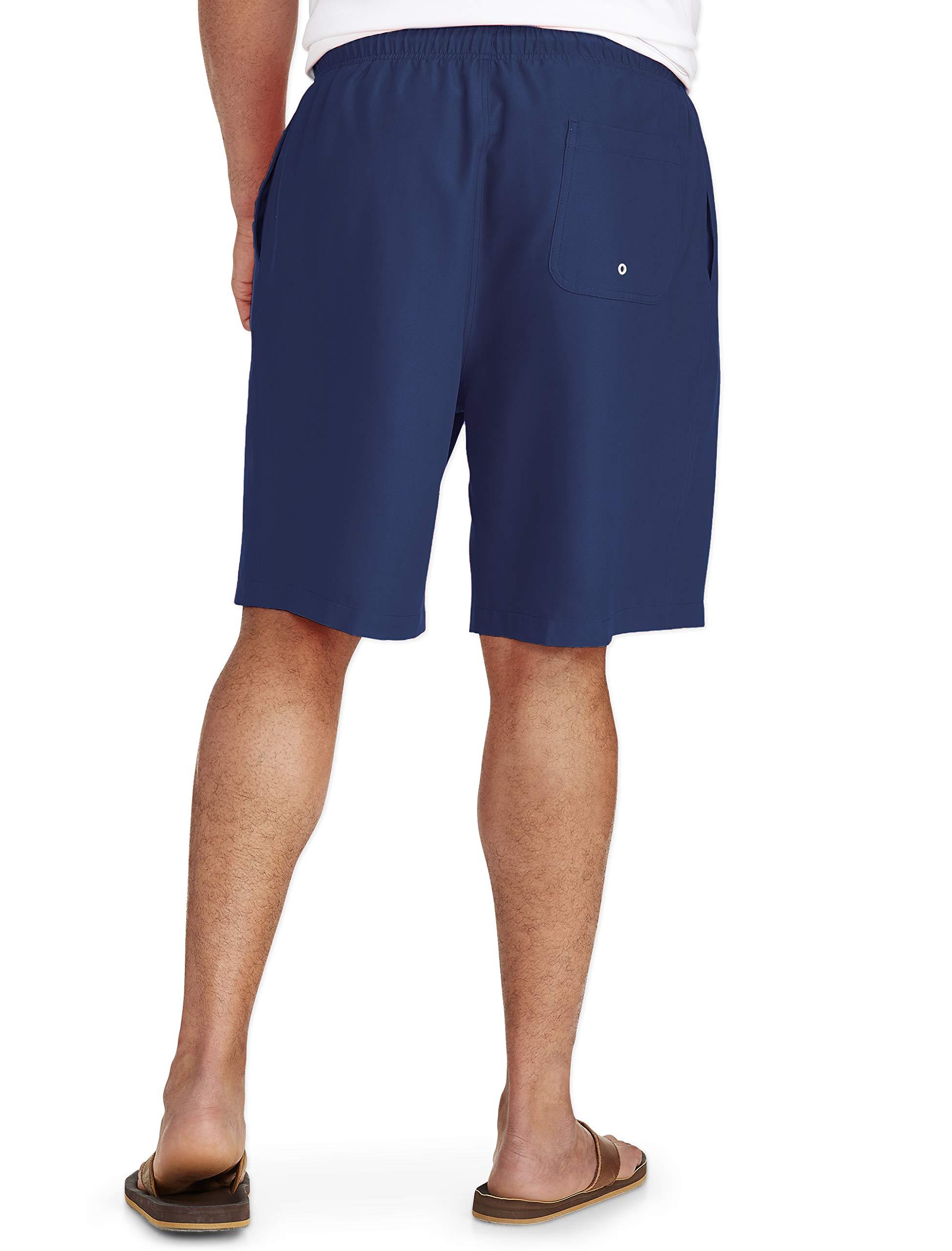 Amazon Essentials Men's Big & Tall Quick-Dry Swim Trunk fit by DXL