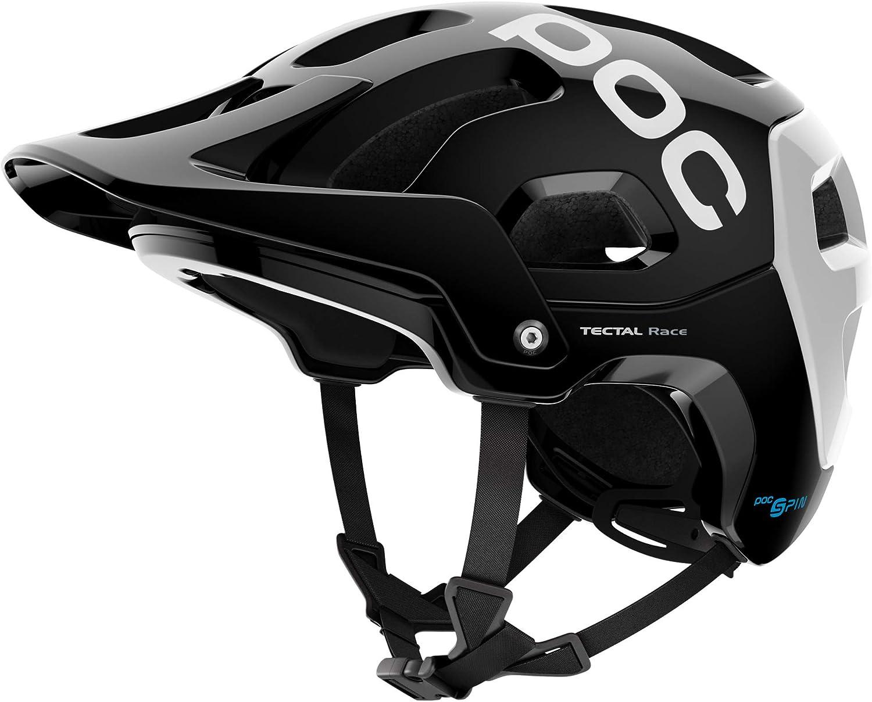 POC Tectal Race Spin - Casco de Bicicleta - Negro 2019