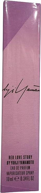 Her Love Story de Yohji Yamamoto (com