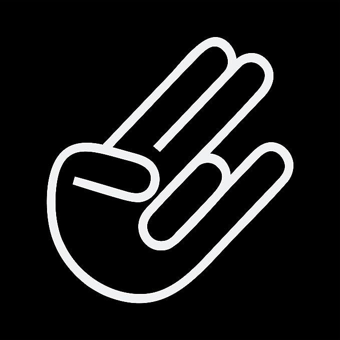 The Shocker Hand Sticker Jdm Dub Kult Oem Car Sticker Auto