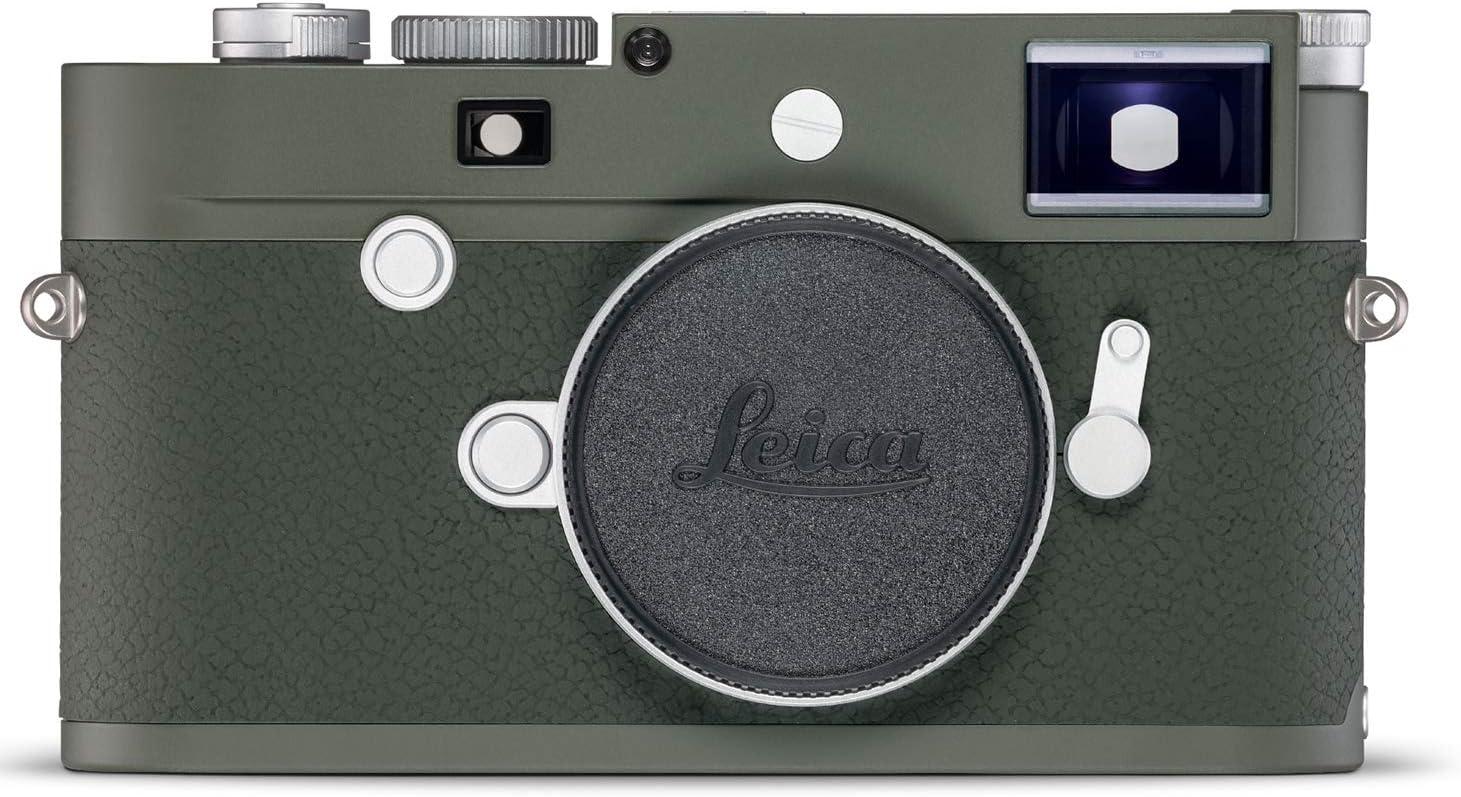 Leica M10-P Safari Edition Telémetro cuerpo de cámara