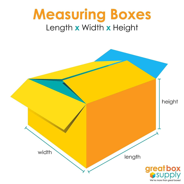 12 x 7 x 5 Kraft 25//Bundle Corrugated Boxes