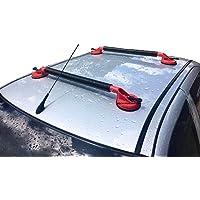 Rack De Teto Universal Com 4 Ventosa Surf