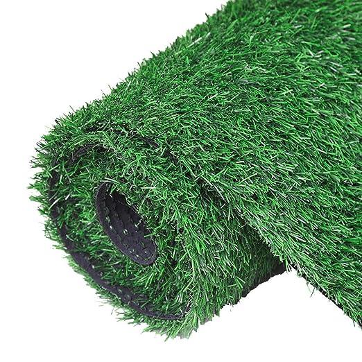 Césped Artificial, Césped Artificial Verde Saludable, para Campo ...
