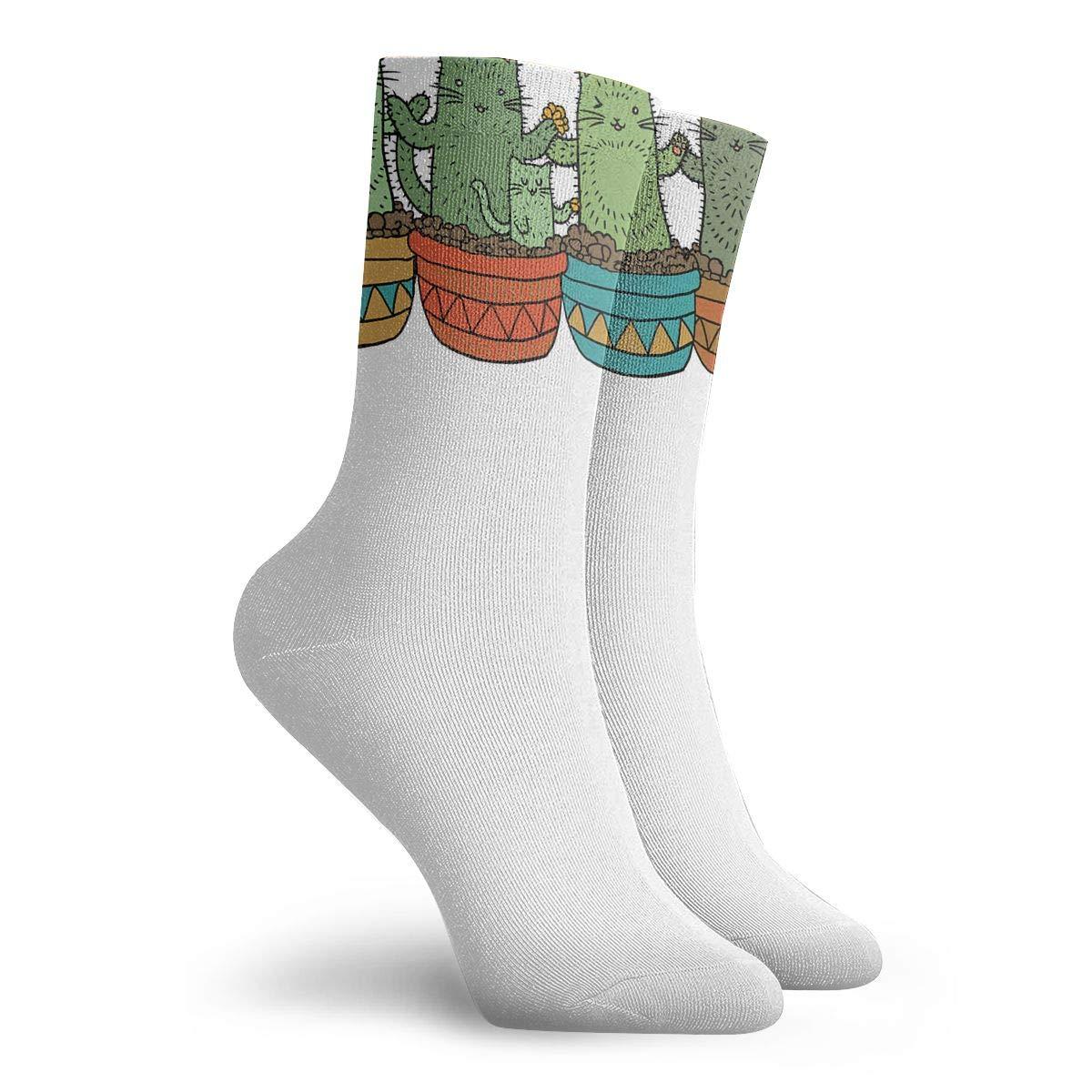 YIEOFH Annual Painting Animal Novelty Boys Girls Fashion Cute Funny Casual Art Crew Socks