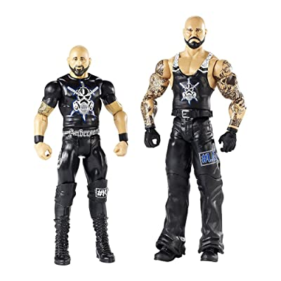 WWE Luke Gallows & Karl Anderson 2-Pack: Toys & Games