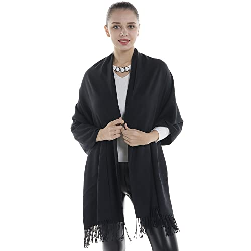 Ginia Cashmere Gowns Wrap Gown: Black Shawls And Wraps For Evening Dresses: Amazon.com