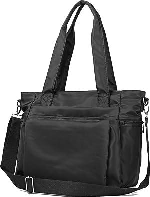 Fashion Waterproof Nylon Women Messenger Bags Handbags Ladies Tote Shoulder Bag