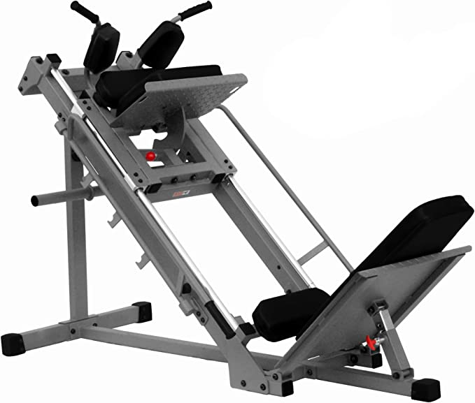 Body Solid Leg Press and Hack Squat