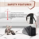Minetom Portable Space Heater with Thermostat