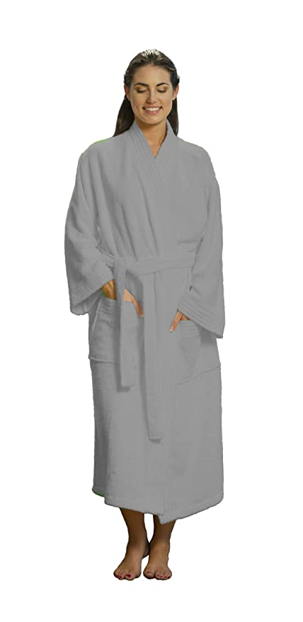 Image Unavailable. Image not available for. Color  Custom Embroidered Robes  Men and Womens Bathrobe c36c75c6a