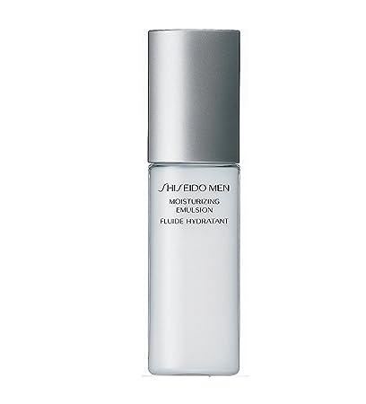 Shiseido Men Moisturizing Emulsion for Men, 3.3 Ounce