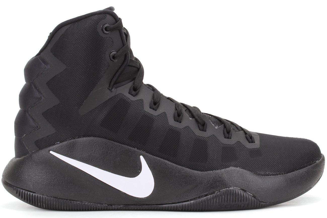 NIKE Men's Hyperdunk 2016 TB Basketball Shoes B019FX334M 7.5 D(M) US|Black/White