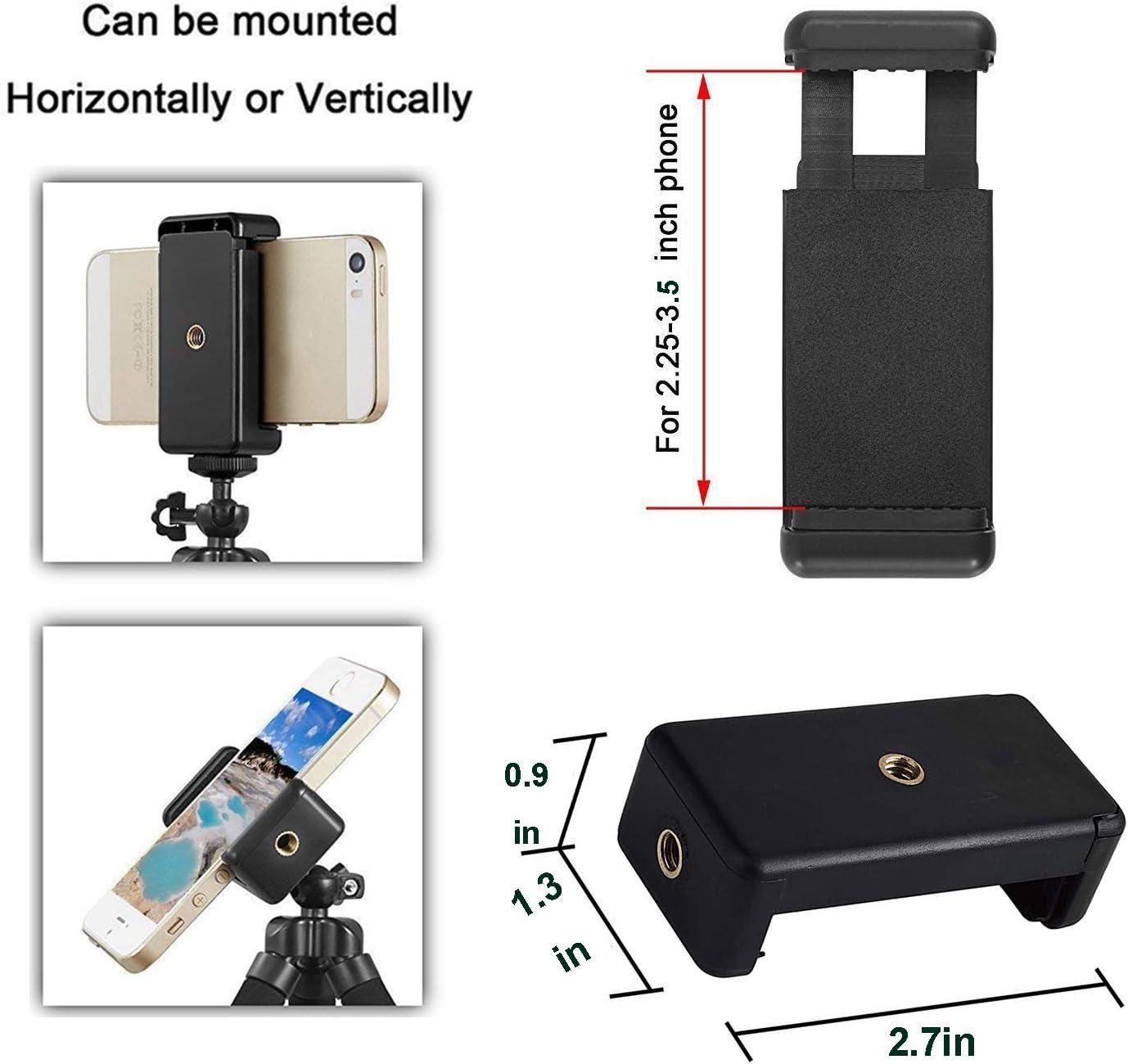 Handheld Mobile Phone Tripod Mount Stand for DJI Osmo Pocket Accessories Phone Holder. Kitspeed OSMO Pocket Tripod