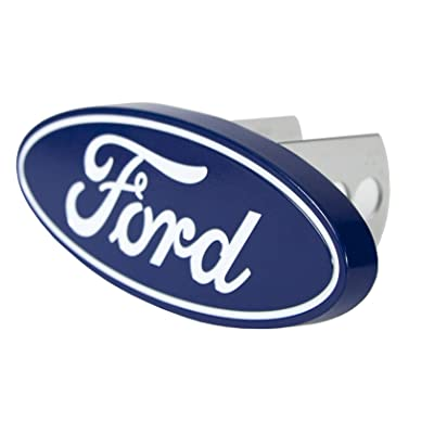 Plasticolor 002236 Ford Oval Hitch Cover: Automotive