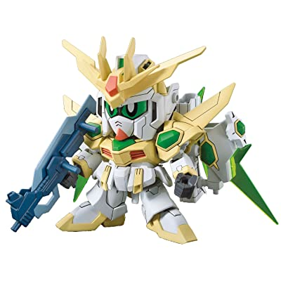 Bandai Hobby SDBF Star Winning Gundam Gundam Build Fighters Try Action Figure: Toys & Games